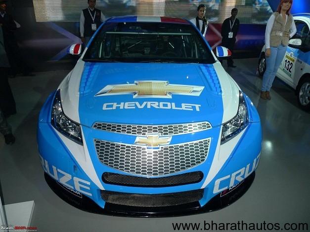 Chevrolet Cruze WTCC (World Touring Car Championship)