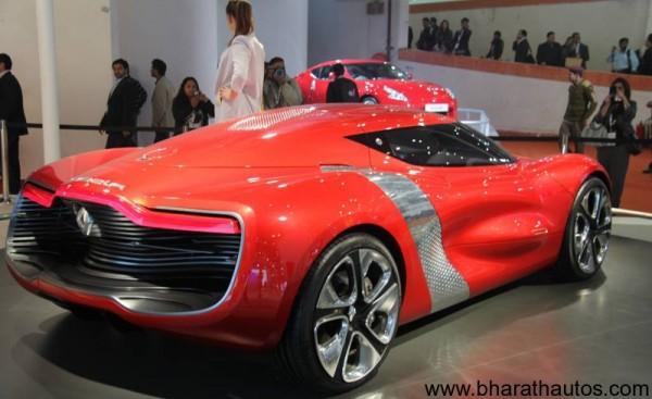 Renault DeZir Electric Concept - 002