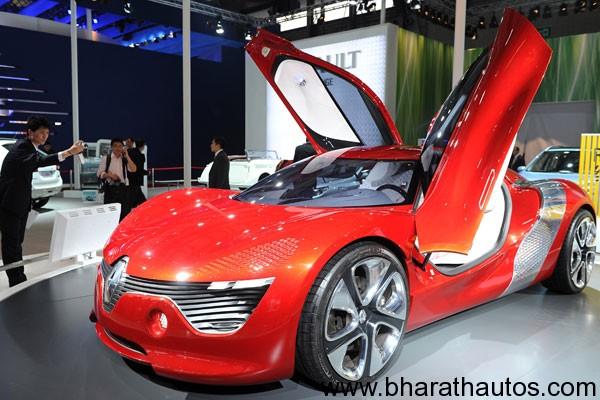 Renault DeZir Electric Concept - 001
