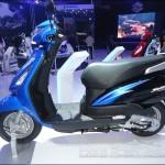 Suzuki Swish 125cc scooter - 004