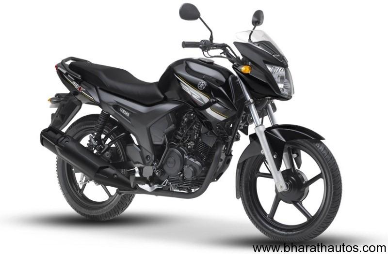 2012 Yamaha Sz X Sz R Launched But Price Remains Same