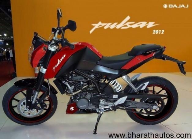 All-new Bajaj Pulsar