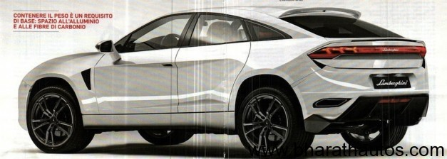 lamborghinicrossover-conceptleaked-rearview