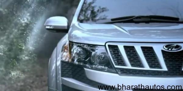 New Mahindra XUV500 TV commercial