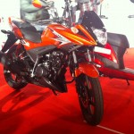 Hero Ignitor 125cc motorcycle - 001