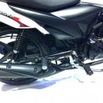 Suzuki Hayate 110cc motorcycle - 003