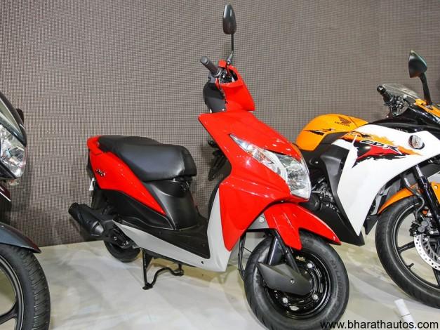 2012 Honda Dio