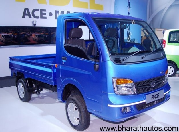 Tata Ace Refresh EX Mini Pick-up Truck facelift
