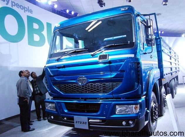 2012 Auto Expo – Tata Motors unveils Ultra range LCV & ICV ...
