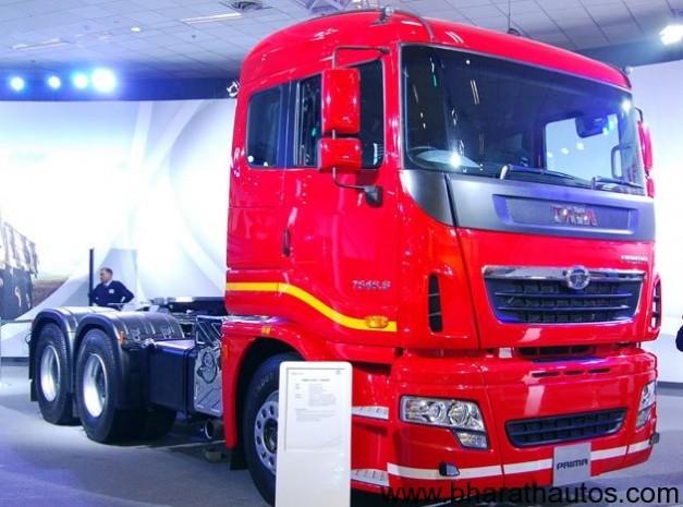 Tata Motors Prima 7548.S Concept