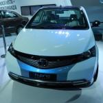 Tata Manza Diesel Hybrid Concept