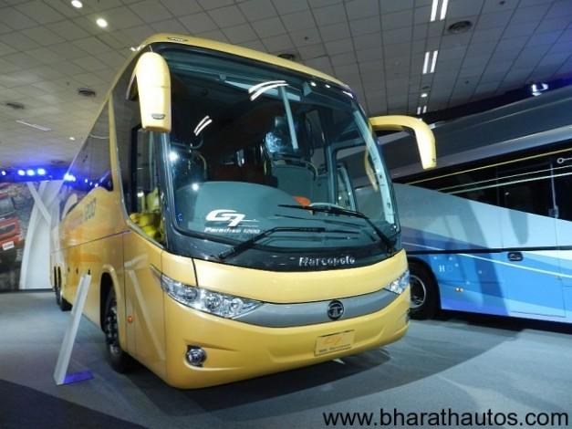 Tata Motors Paradiso-G7-Multiaxle coach