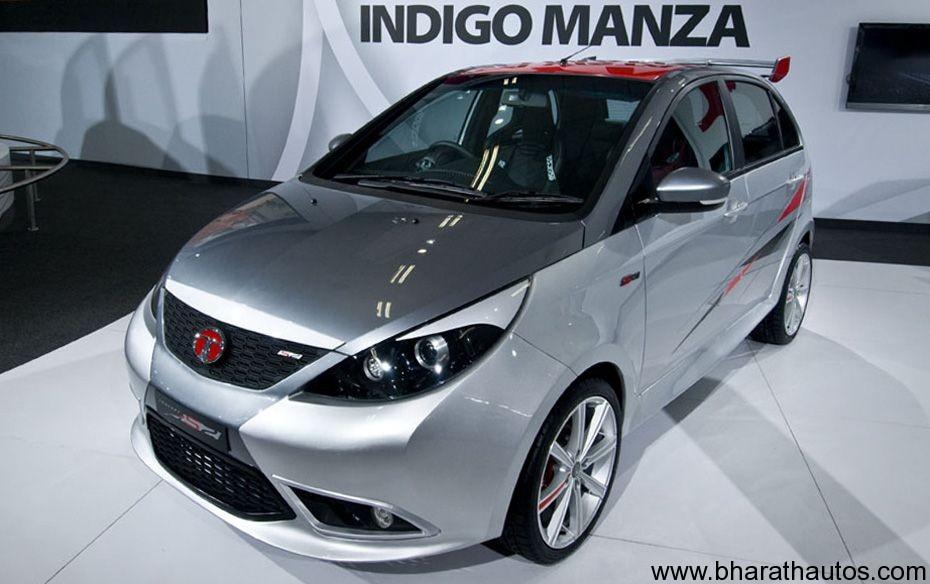 2012 Auto Expo Tata Vista Concept S2 Amp Manza Diesel