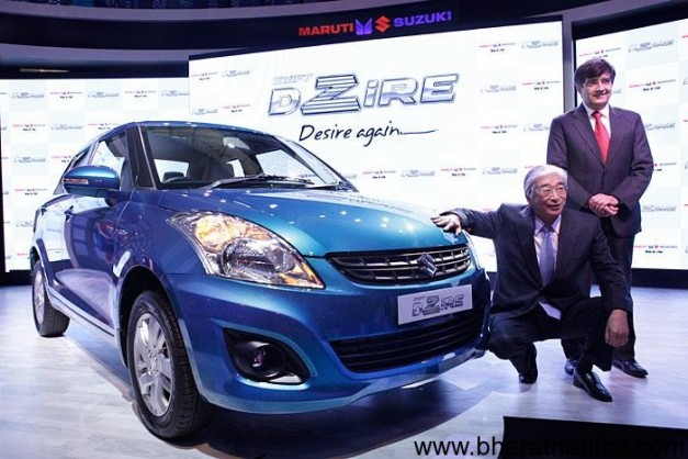 New Maruti Swift Dzire - 003