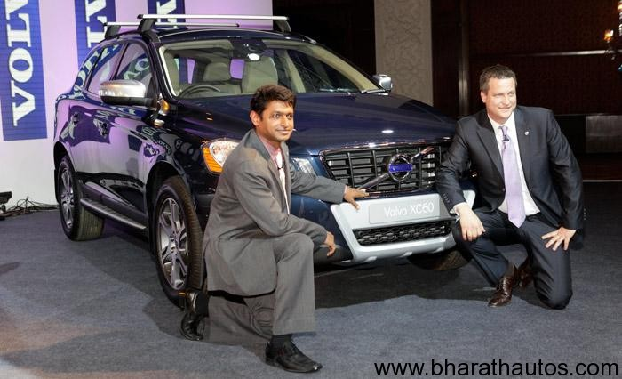 Volvo India launches S60, S80 and XC60 with new D3 diesel ...