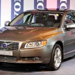 Volvo S80 with new D3 diesel variant