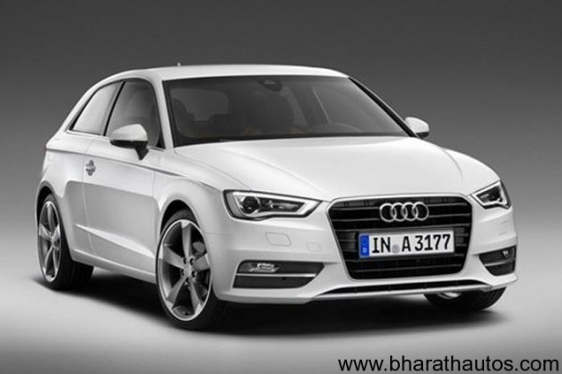 Audi A3 leaked images