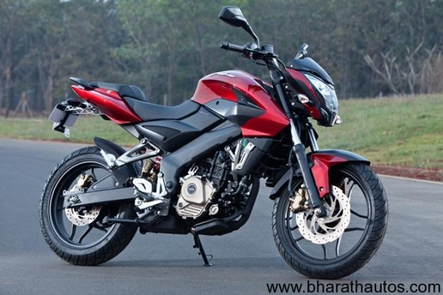 New Bajaj Pulsar 200 NS (Naked Sport)