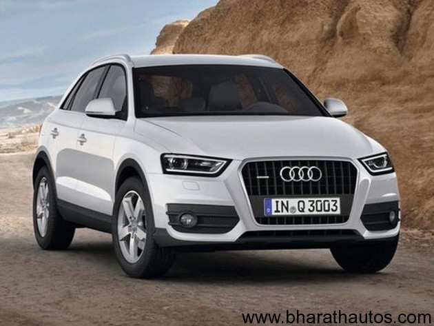 Great In Addition Launching Seven New Audi Car Models In India, The Company Has  Recently Displayed Its Crossover Audi Q3 At The Delhi Auto Expo 2012.
