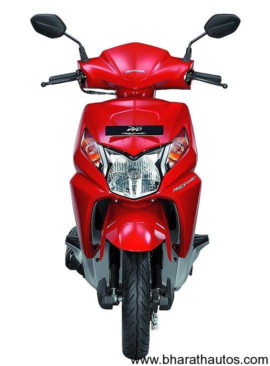 2012-Honda-Dio-MotoScooter-1