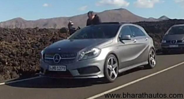 2012-Mercedes-A-Class-Hatch