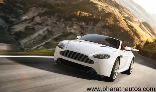 12 Aston Martin V8 Vantage