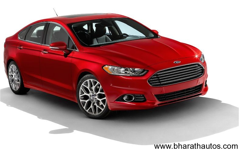 Ford India Might Launch The New Mondeo Sedan By The End 2013