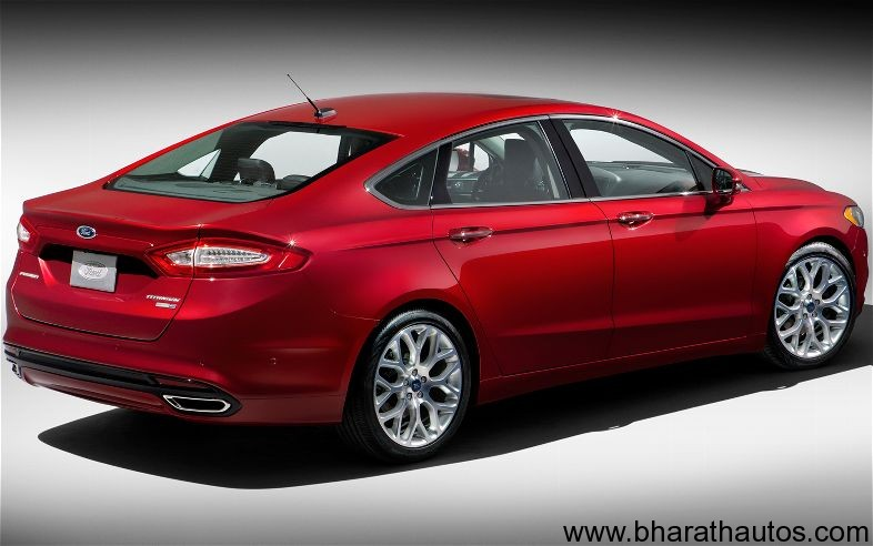 Ford Focus 2013 Sedan >> Ford India might launch the new Mondeo sedan by the end-2013