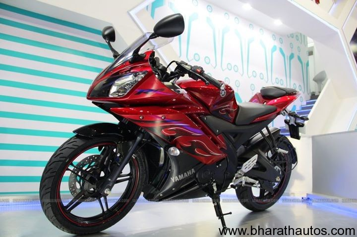 Yamaha opens new R15 V2 0 limited anniversary edition bookings