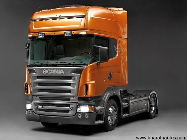 2004 Scania R 580 4x2 Topline