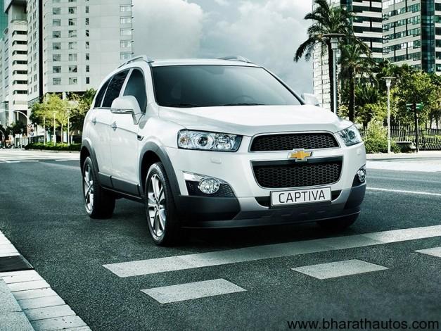 Chevrolet-Captiva-facelift-India-launch