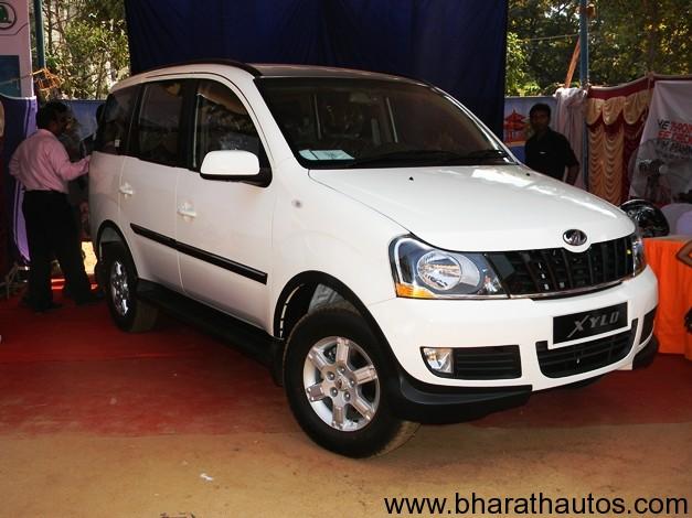 Mangalore Auto Expo 2012 - New Mahindra Xylo