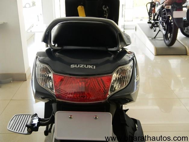 Suzuki Swish 125 - 005