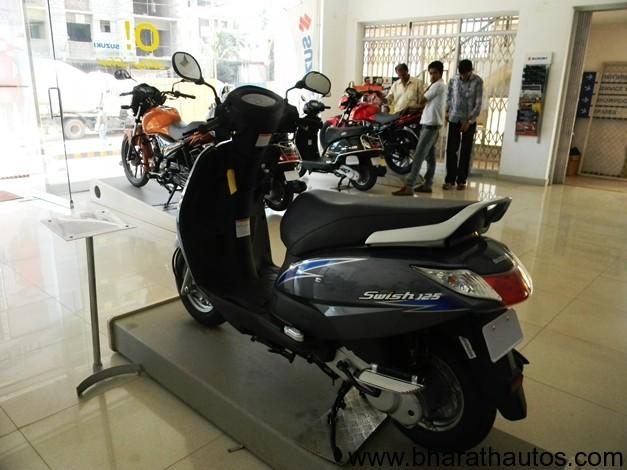 Suzuki Swish 125 - 004