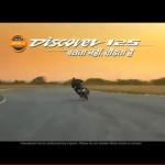 Bajaj Discover 125 DTSi mocking at Hero's commuter motorcycles