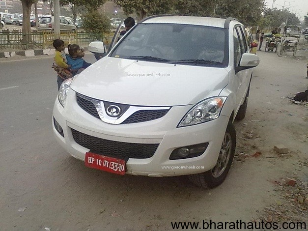 Great-Wall-Haval-5-testing-front
