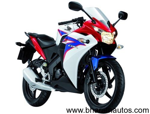 Honda CBR 150R - 001