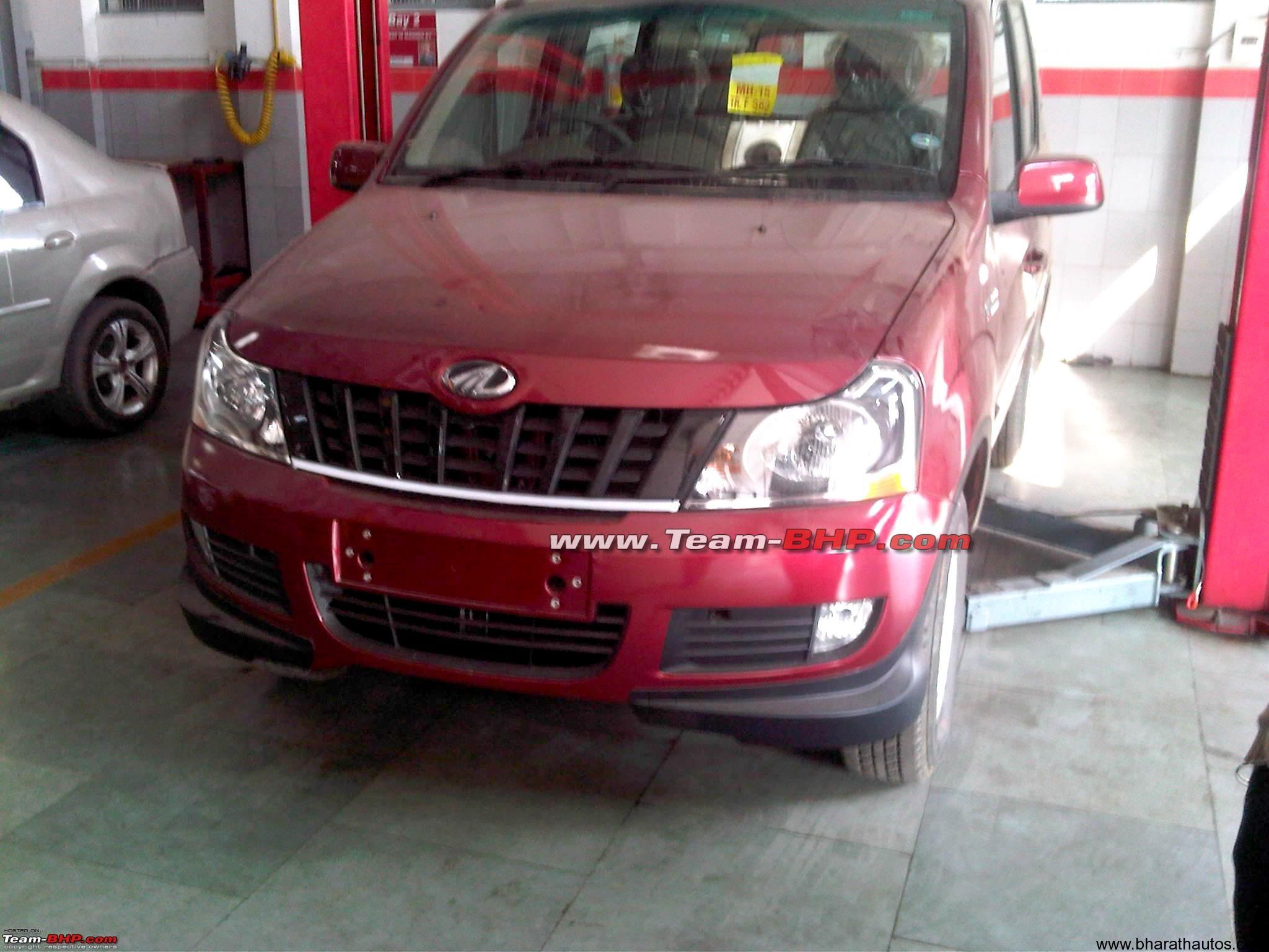 Mahindra Xylo facelift