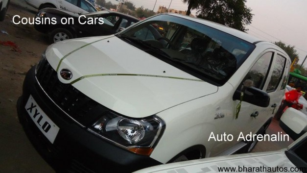 Mahindra Xylo facelift basic variant - 002