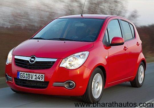 Opel-Agila-Hatchback