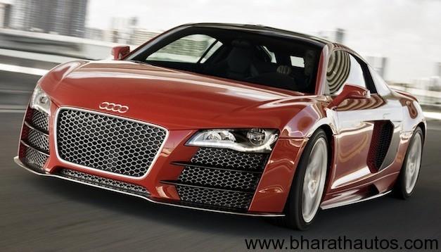 2014 Audi R8 Concept
