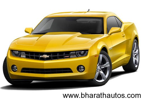 gm india planning to launch its flagship model chevrolet camaro. Black Bedroom Furniture Sets. Home Design Ideas