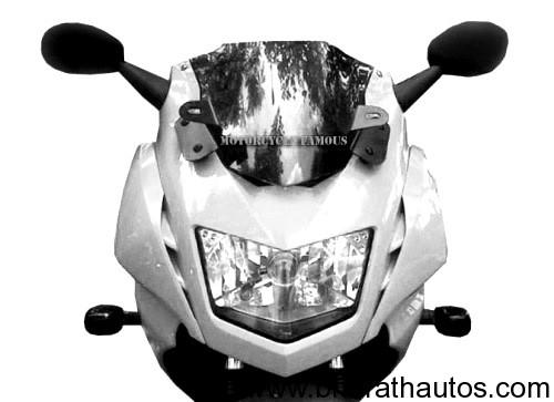 New 2012 Kawasaki Ninja 150RR
