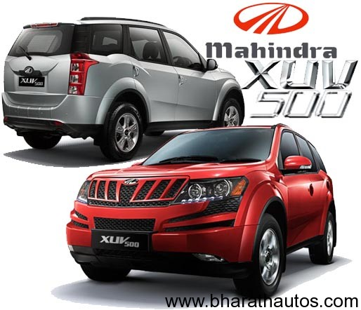 Mahindra announces lucky winners of XUV5OO city-wise