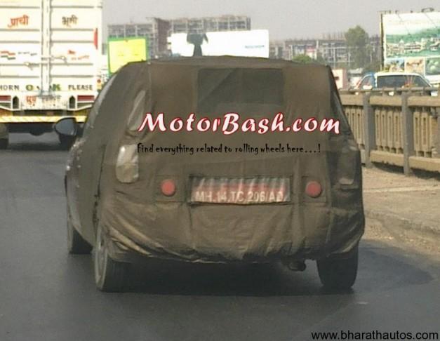 Tata Indica based MPV