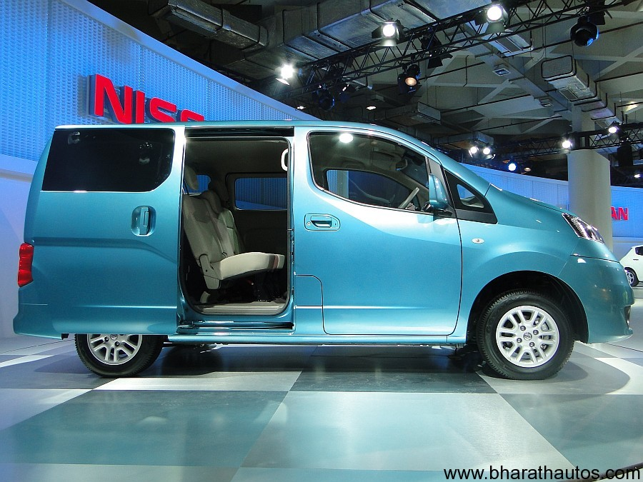 Nissan Schedules The Evalia Mpv For August Launch