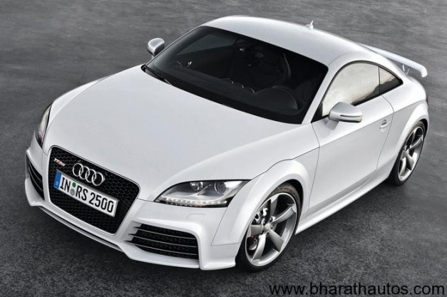 New Audi TT RS