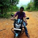Hero Honda Hunk review by Sandesh