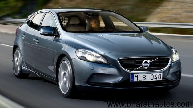 New 2013 Volvo V40