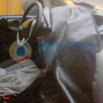 Ford EcoSport spied interiors